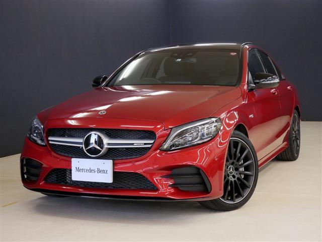メルセデスAMG C43 4MATIC 2年保証 新車保証