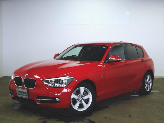 BMW 116i スポーツ ヤナセ保証