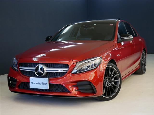 メルセデスAMG Cクラス C43 4MATIC 2年保証 新車保証