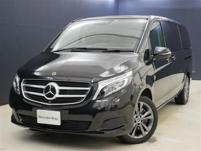 メルセデス・ベンツ V260 ロング 1年保証 新車保証