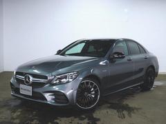 メルセデスAMGC43 4マチック 2年保証 新車保証