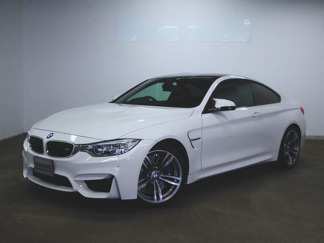 BMW M4 クーペ (M DCT) 1ヶ月保証