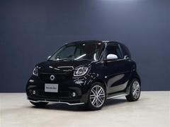 スマートフォーツークーペブラックシルバーエディション 1ヶ月保証 新車保証