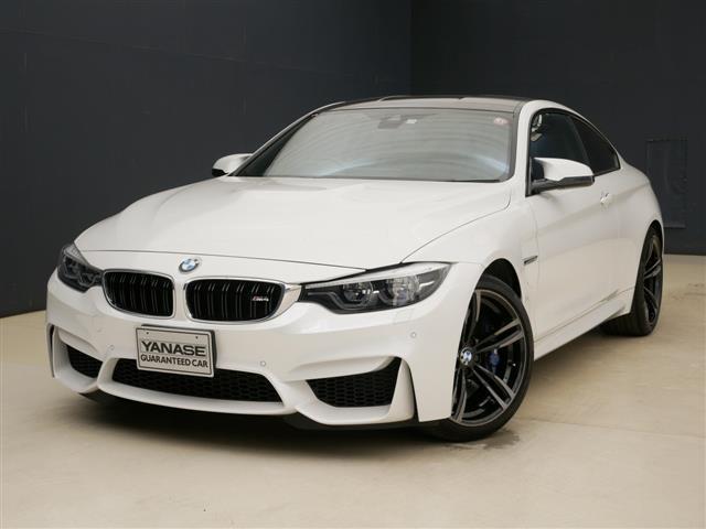 BMW M4 クーペ ベースグレード 1ヶ月保証 新車保証