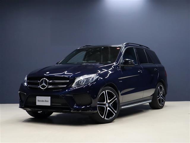 メルセデスAMG GLE43 4マチック 1年保証 新車保証