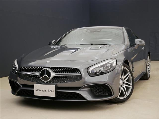 メルセデス・ベンツ SL550 2年保証 新車保証
