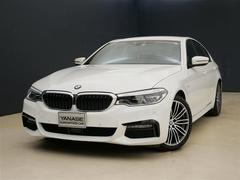 5シリーズ523d Mスポーツ 1ヶ月保証 新車保証