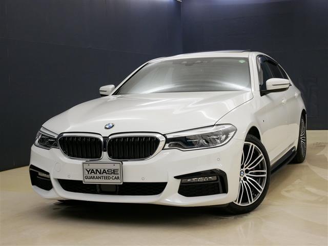 BMW 5シリーズ 540i xDrive Mスポーツ 1ヶ月保証 新車保証
