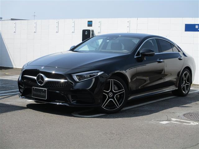 メルセデス・ベンツ CLSクラス CLS450 4MATIC スポーツ エクスクルーシブパッケージ 2年保証 新車保証