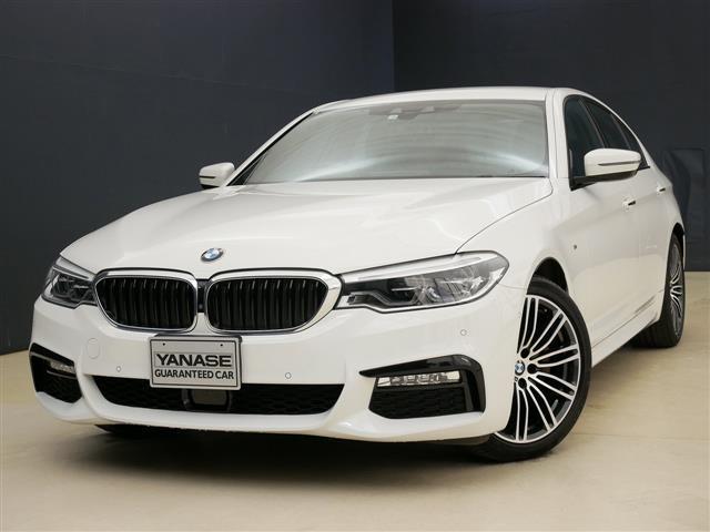 BMW 523 d Mスポーツ 1ヶ月保証 新車保証