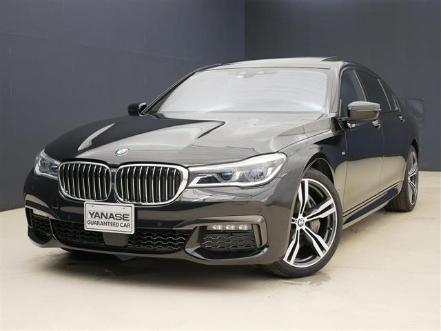 BMW 750Li Mスポーツ 1ヶ月保証 新車保証
