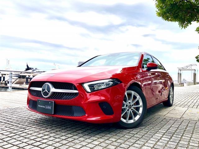 メルセデス・ベンツ A250 4MATIC セダン レザーエクスクルーシブパッケージ レーダーセーフティパッケージ ナビゲーションパッケージ 2年保証 新車保証