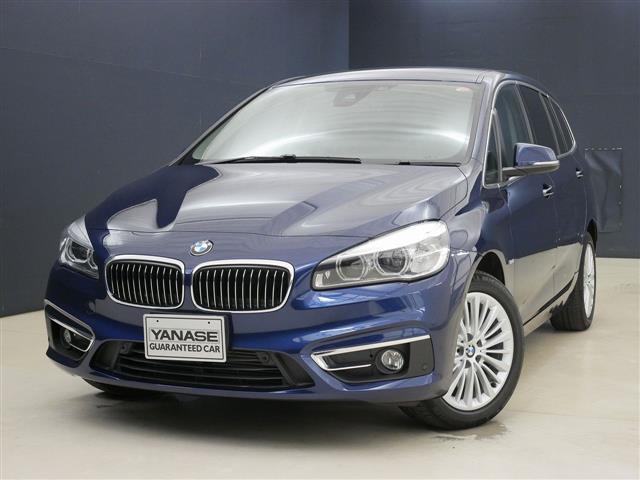 BMW 2シリーズ 218d xDrive グランツアラー ラグジュアリー 1ヶ月保証