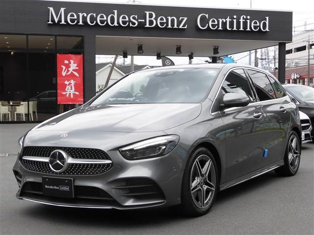 メルセデス・ベンツ B200 d AMGライン AMGレザーエクスクルーシブパッケージ レーダーセーフティパッケージ アドバンスドパッケージ ナビゲーションパッケージ 2年保証 新車保証