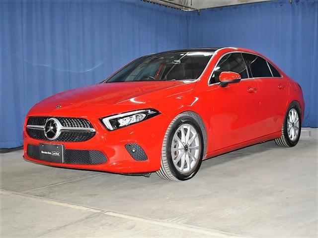 メルセデス・ベンツ A250 4マチック セダン レザーエクスクルーシブ&レーダーセーフティパッケージ 2年保証 新車保証