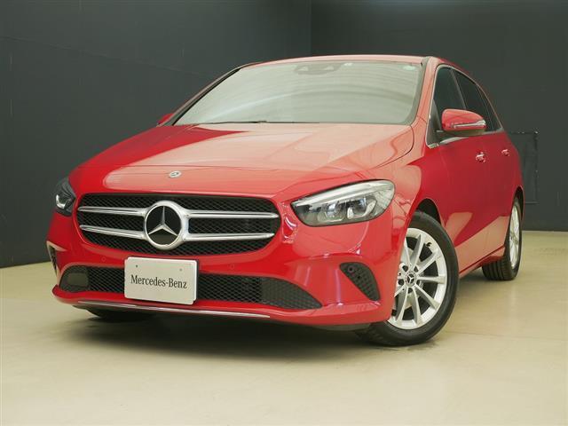 メルセデス・ベンツ Bクラス B200 d レーダーセーフティパッケージ ナビゲーションパッケージ 4年保証 新車保証