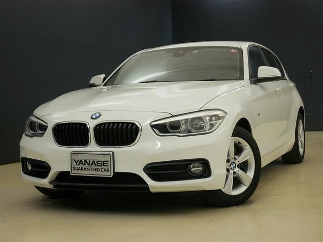BMW 1シリーズ 118i スポーツ 1ヶ月保証