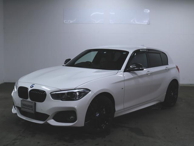 BMW 1シリーズ 118d Mスポーツ エディションシャドー 1ヶ月保証 新車保証
