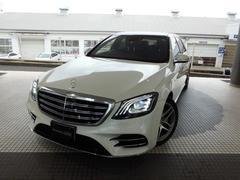 SクラスS560 ロング AMGライン 2年保証 新車保証