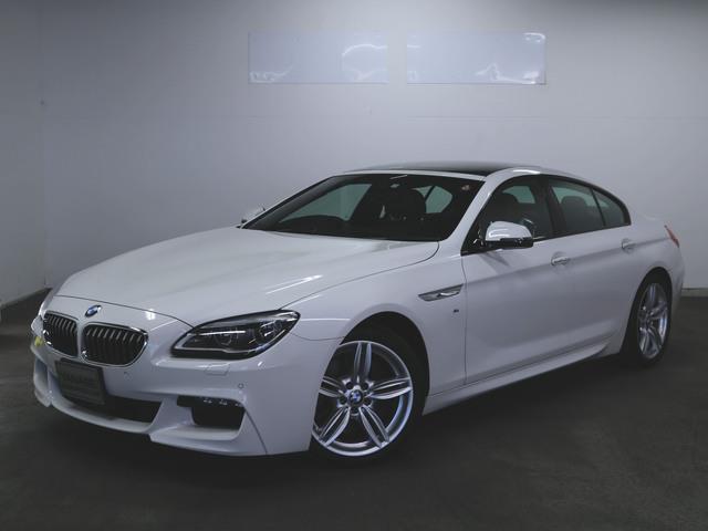 BMW 6シリーズ 640i グランクーペ Mスポーツ 1ヶ月保証