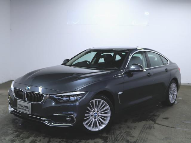 BMW 420i グランクーペ 1ヶ月保証 新車保証