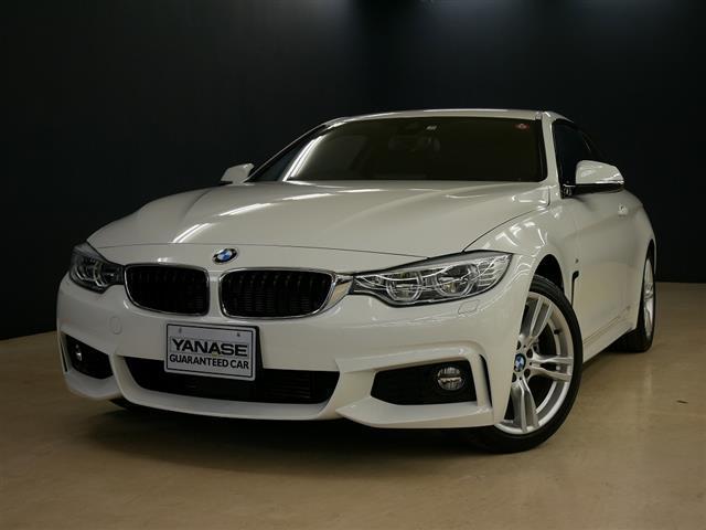 BMW 420i クーペ Mスポーツ 1ヶ月保証