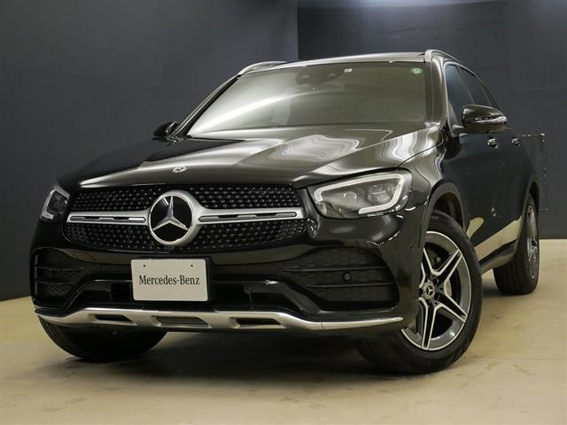 メルセデス・ベンツ GLC220 d 4MATIC AMGライン レザーエクスクルーシブパッケージ 2年保証 新車保証