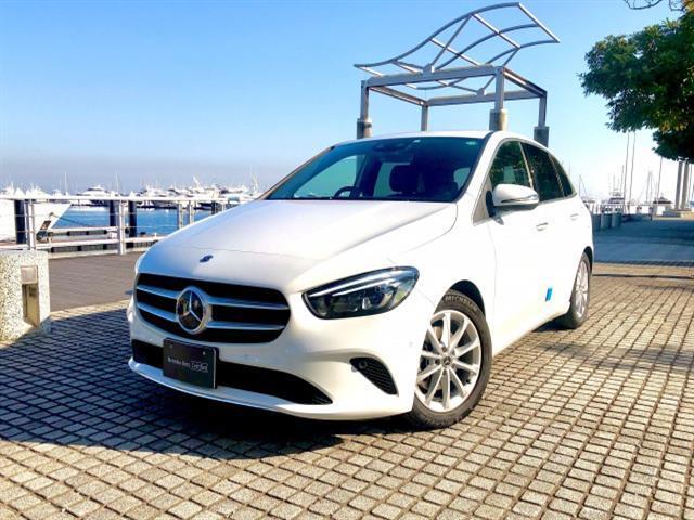 メルセデス・ベンツ B200 d レーダーセーフティパッケージ ナビゲーションパッケージ 2年保証 新車保証