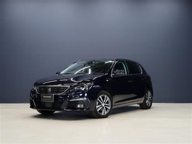 プジョー 308 アリュール ブルーHDi 1ヶ月保証 新車保証