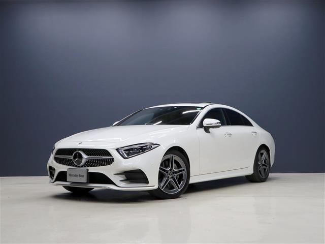 メルセデス・ベンツ CLS220 d スポーツ エクスクルーシブパッケージ 1年保証 新車保証