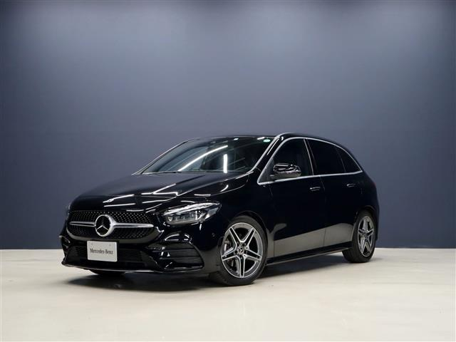 メルセデス・ベンツ B200 d AMGライン レーダーセーフティパッケージ ナビゲーションパッケージ 2年保証 新車保証