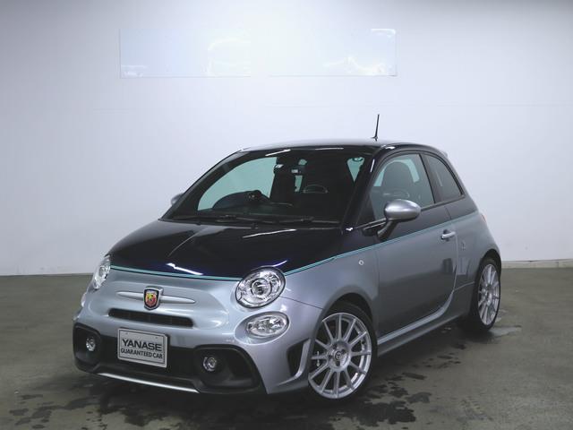 アバルト アバルト695 リヴァーレ  1ヶ月保証 新車保証