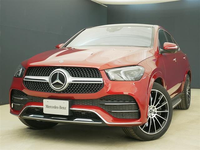メルセデス・ベンツ GLE400 d 4MATIC クーペ スポーツ 2年保証 新車保証