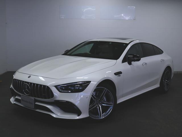 メルセデスAMG GT 4ドアクーペ 53 4マチック+ 4年保証 新車保証