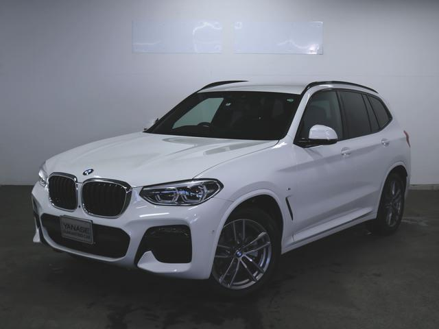 X3(BMW) xDrive20d Mスポーツ 1ヶ月保証 新車保証 中古車画像