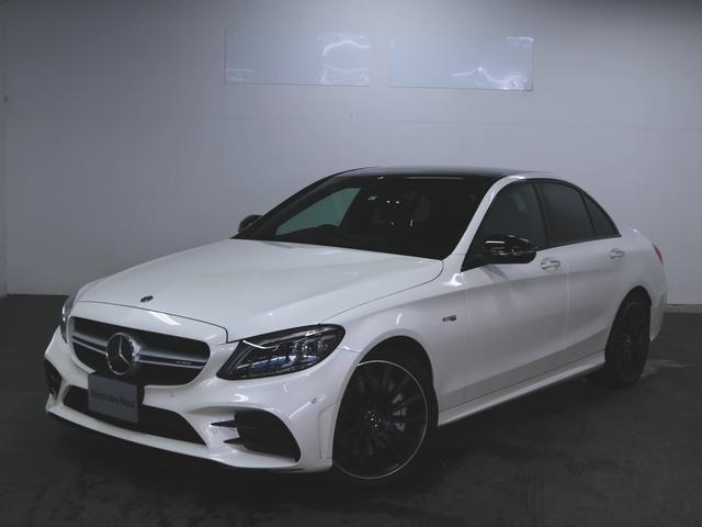 メルセデスAMG Cクラス C43 4マチック 2年保証 新車保証