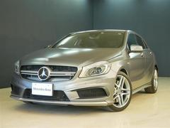 Aクラス A45 AMG 4MATIC 1年保証
