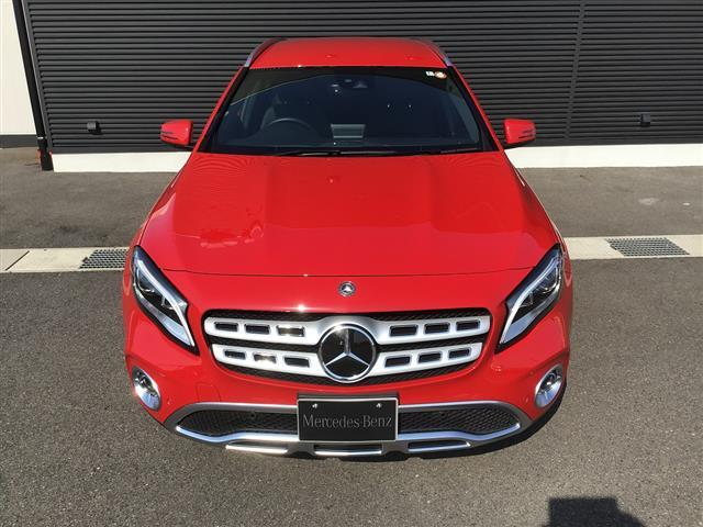 メルセデス・ベンツ GLA220 4マチック レーダーセーフティパッケージ 2年保証 新車保証