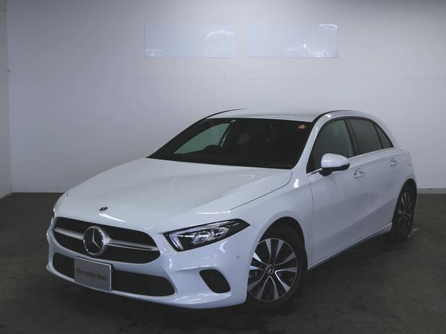 メルセデス・ベンツ A200 d ナビゲーションパッケージ 2年保証 新車保証