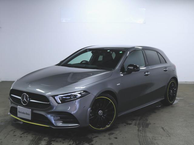 メルセデス・ベンツ A180 エディション1 1ヶ月保証 新車保証