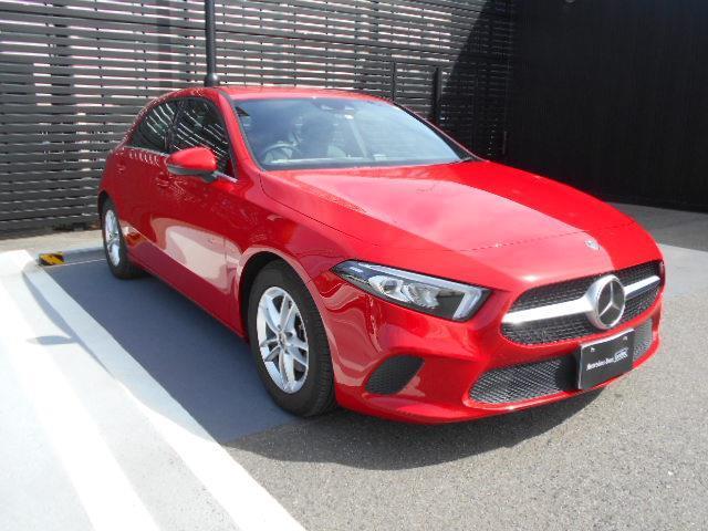 メルセデス・ベンツ A180 レーダーセーフティパッケージ ナビゲーションパッケージ 2年保証 新車保証