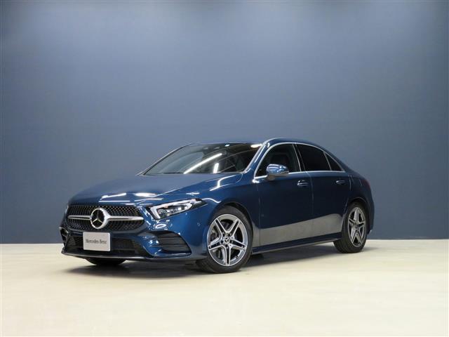 メルセデス・ベンツ Aクラスセダン A250 4マチック セダン AMGライン レーダーセーフティパッケージ ナビゲーションパッケージ 2年保証 新車保証