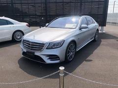 SクラスS560e ロング AMGラインプラス 2年保証 新車保証