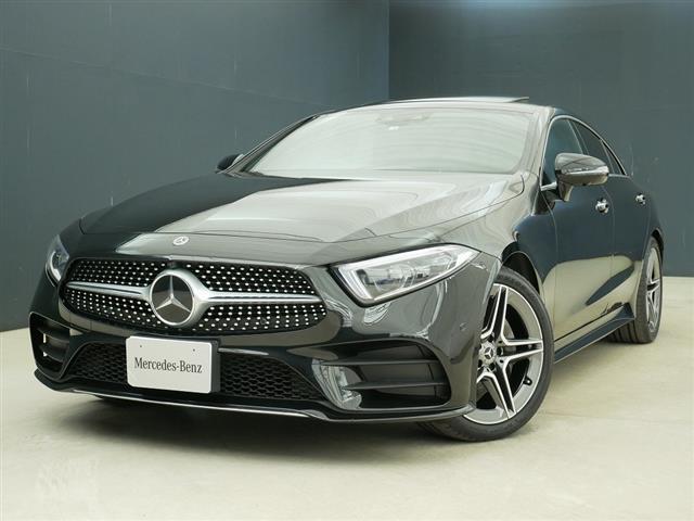 メルセデス・ベンツ CLS220 d スポーツ エクスクルーシブパッケージ 2年保証 新車保証