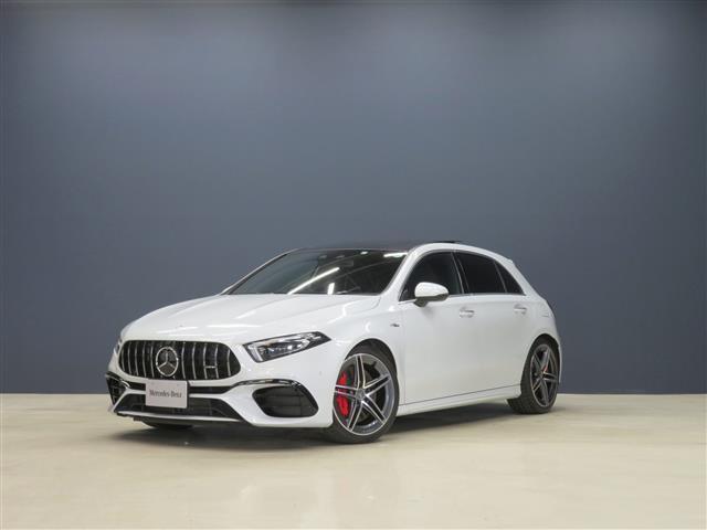 メルセデスAMG Aクラス A45 S 4マチック+ 2年保証 新車保証