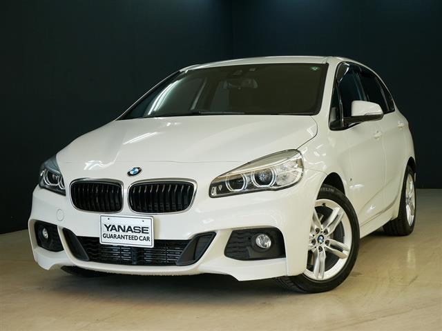 BMW 2シリーズ 218i アクティブツアラー Mスポーツ 1ヶ月保証