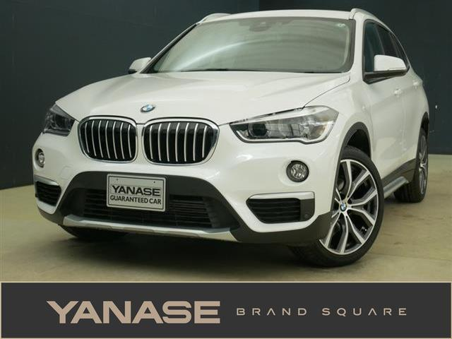 BMW X1 xDrive18d xライン ハイラインパッケージ 1ヶ月保証 新車保証