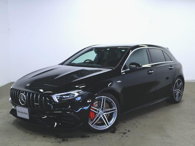 メルセデスAMG Aクラス A45 S 4マチック+ AMGアドバンスドパッケージ 2年保証 新車保証