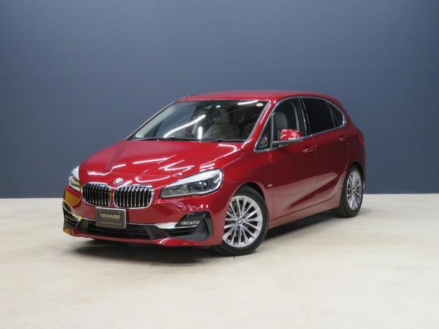 BMW 218i アクティブツアラー ラグジュアリー 1ヶ月保証 新車保証