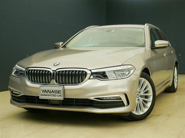 BMW 5シリーズ 523d ツーリング ラグジュアリー 1ヶ月保証 新車保証